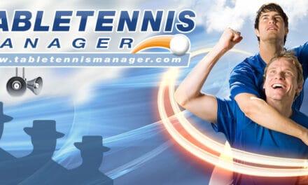 Pleins feux sur le jeu Table Tennis Manager