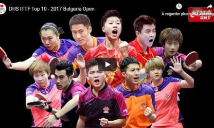 Résultats de l'Open de Bulgarie 2017