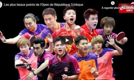 Résultats de l'Open de République Tchèque 2017