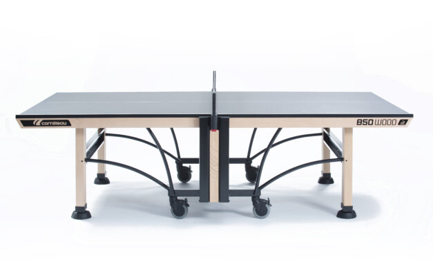 Table Compétition Cornilleau 850 Wood