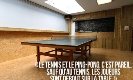 Bar Ping-Pong Uno's
