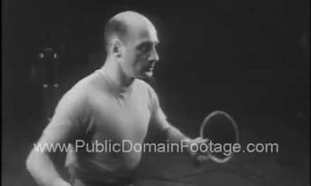 Vidéos d'archives de tennis de table