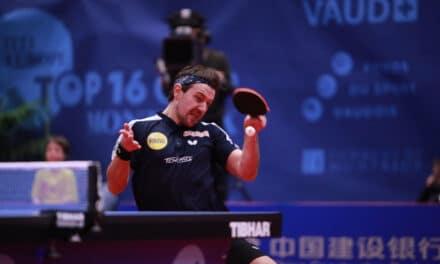 Résultats du Top 16 Européen 2018 de tennis de table