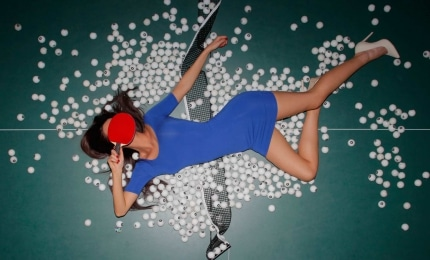 Bar de Ping Pong – Bounce Club à Londres