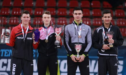 Résultats des Championnats de France 2018 de tennis de table