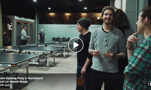 Ping Pong Bar d'Indianapolis : le Smash Social Indianopolis