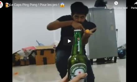 Le Caps Ping Pong ! Pour les pro !