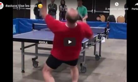 Les joueurs de Ping Pong les plus ridicules