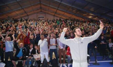 Résultats de la Coupe du Monde 2018 de tennis de table à Disneyland Paris