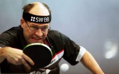 Hartmut Freund, un joueur hors norme en Sport Adapté