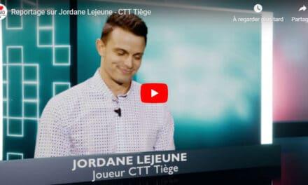 Reportage sur Jordane Lejeune – CTT Tiège
