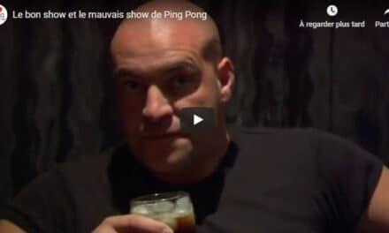 Humour – Le bon «Show Ping» et le mauvais «Show Ping»