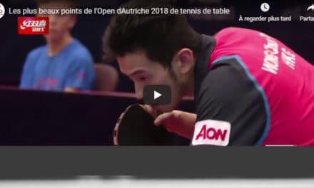 Le meilleur de l'Open d'Autriche 2018