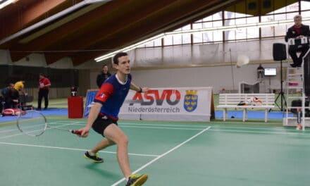 Arnaud Génin remporte l'Open d'Autriche au Racketlon