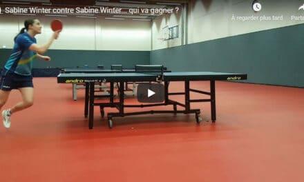 Sabine Winter contre Sabine Winter, qui va gagner ?
