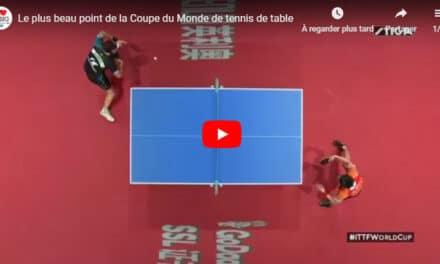 Le meilleur des World Tour Grands Finals ITTF