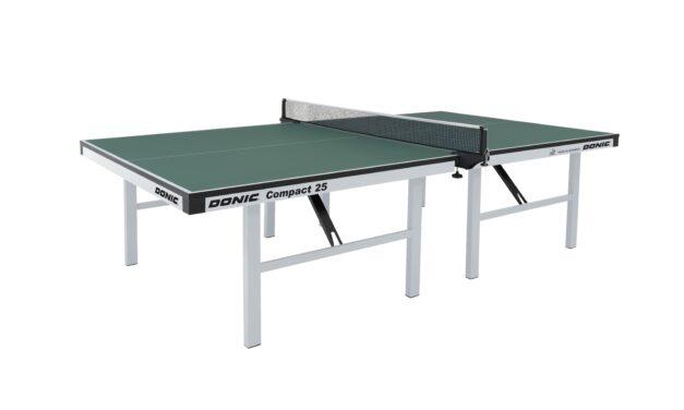 Table de tennis de table DONIC Compact 25