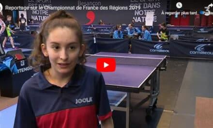 Résultats des Championnats de France des Régions 2019