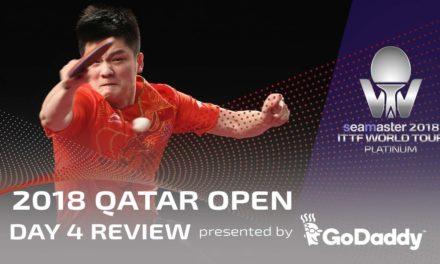 Le meilleur de l'Open du Qatar 2018