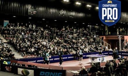 Le championnat PRO 2018-2019 de tennis de table sur beIN SPORTS !