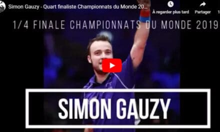 Résultats des Championnats du Monde 2019 de tennis de table