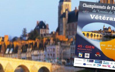 Championnats de France Vétérans 2019 de tennis de table