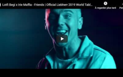 La musique des Championnats du Monde 2019