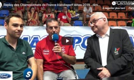 Résultats des Championnats de France Handisport 2019 élites