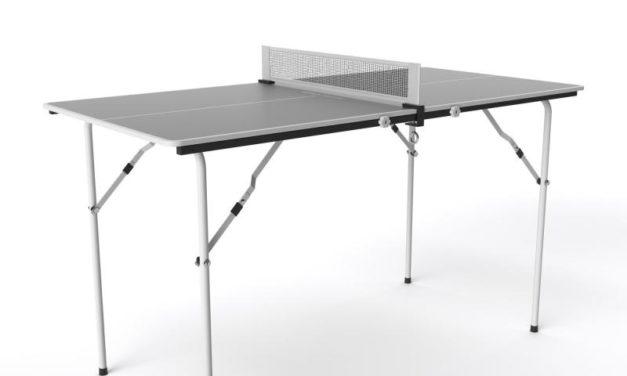Mini table de Ping-Pong Decathlon PPT 130 Indoor Pongori