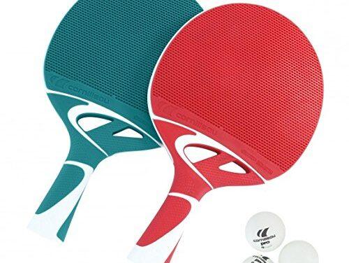 Raquettes de loisir Cornilleau Tacteo Ping Pong