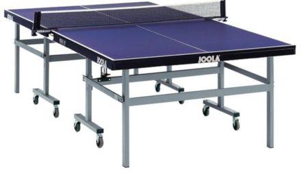 Table de tennis de table World Cup Indoor Joola