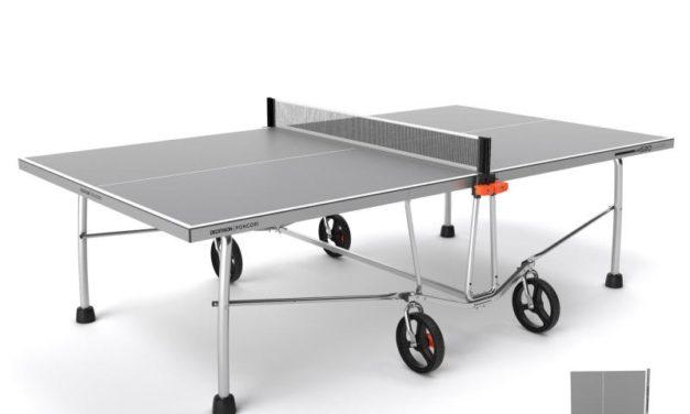 Table de Ping Pong Decathlon Free PPT 530 Pongori