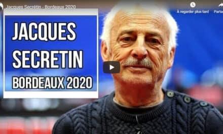 Les Championnats du Monde Vétérans de tennis de table à Bordeaux sont annulés