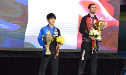 Emmanuel Lebesson gagne l'Open 2019 de Biélorussie
