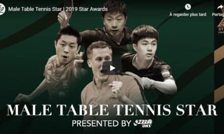 ITTF Star Awards 2019