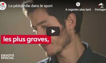Pédophilie dans le sport – envoyé spécial