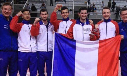 Les Bleus qualifiés pour les Jeux olympiques !