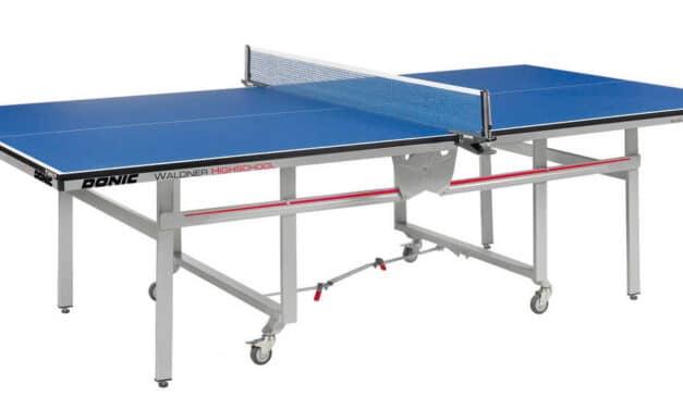Table de tennis de table DONIC Waldner High School