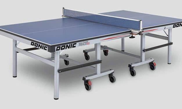 Table de tennis de table DONIC Waldner Premium 30
