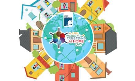 Journée Mondiale du Ping-Pong à la maison