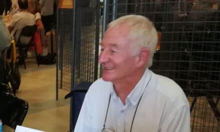 Pierre Ferin, pongiste écrivain