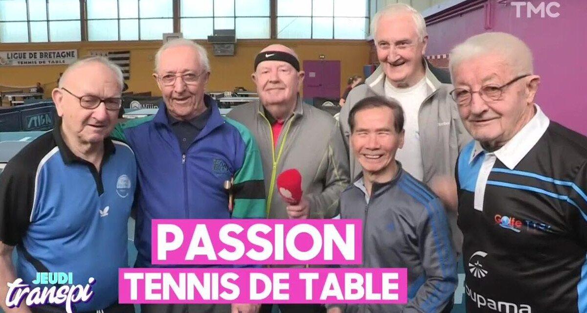 Pourquoi le Ping-Pong séduit les vétérans ?