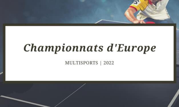 Du tennis de table aux Championnats d'Europe Multisports