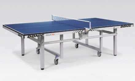 Achat table de Ping-Pong  Donic Delhi 25