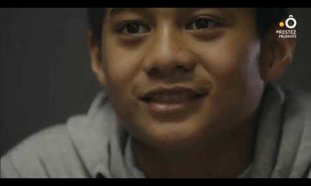 Reportage sur le Ping en sport étude à Hennebont pour les enfants de Futuna