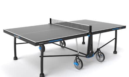 Table de Ping-Pong d'extérieur Decathlon – PPT 930 Outdoor