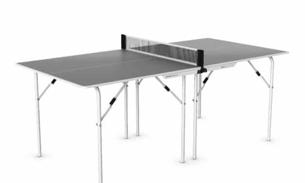 Mini table de Ping-Pong FREE PPT 100 Medium Indoor – Decathlon