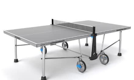 Table de Ping Pong Decathlon d'extérieur : Free PPT 900