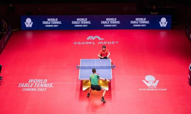 WTT, le nouveau circuit mondial du tennis de table