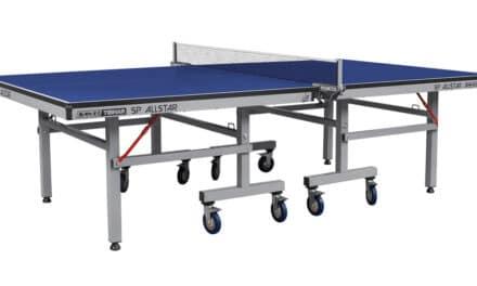 Table de compétition SAN-EI/TIBHAR SP ALLSTAR ITTF